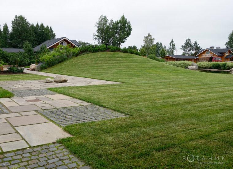 Озеленение, фото 7