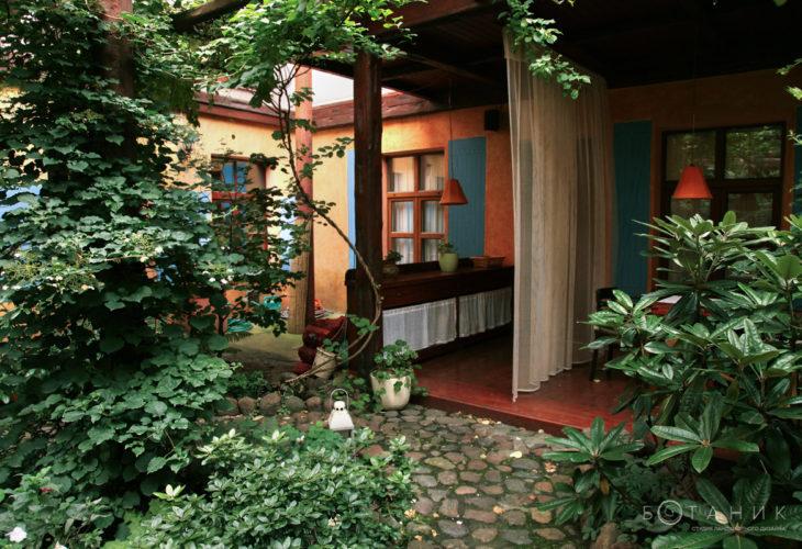 Garden Cafe фото 1
