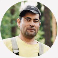 Хасан Худжанов - Руководитель бригады каменщиков