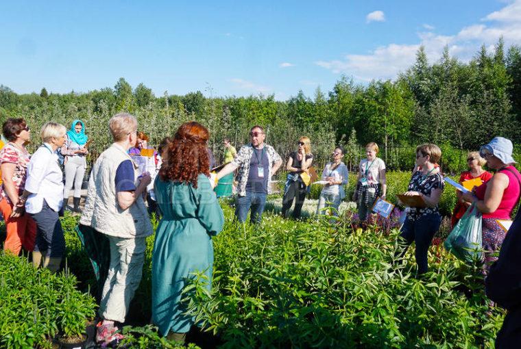 Проведение семинара «Natura в садах и парках», фото 1